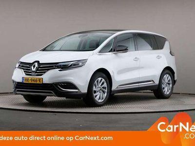 tweedehands Renault Espace 1.6 TCe Dynamique 7-persoons, Automaat, LED, Navigatie, Panoramadak