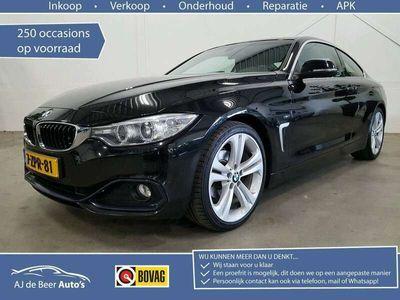 tweedehands BMW 420 420 Coupé i High Executive Automaat/Navi/Leer/Trekh