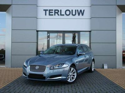 tweedehands Jaguar XF Sportbrake 2.2D S Premium Business Edition | Meene
