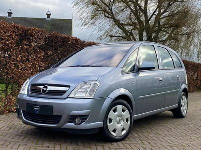 tweedehands Opel Meriva 1.6-16V Business CLIMA CRUISE PDC MULTIFUNCTIONEEL STUUR
