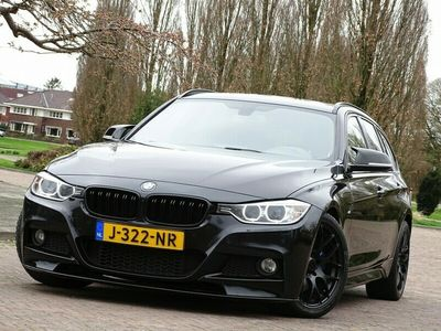 tweedehands BMW 320 3 Serie Touring d x-Drive M Sport HE. M-perf. / I-drive LED