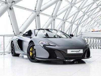 tweedehands McLaren 650S 3.8 Spider | Carbon Ext. | Custom Interior |