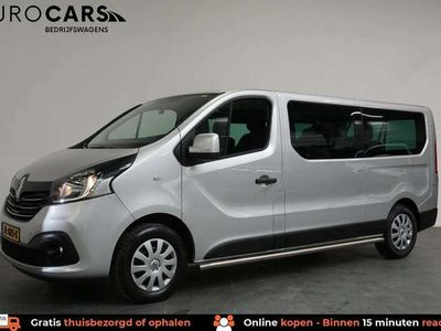 tweedehands Renault Trafic Passenger 1.6 dCi Grand Expression Energy Lang|Air
