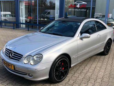 tweedehands Mercedes CLK200 200 K. Avantgarde/SCHUIFDAK/NAVI/PDC!!!