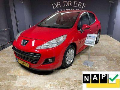 tweedehands Peugeot 207 ZONDAG ' s open van 12-tot 17 uur