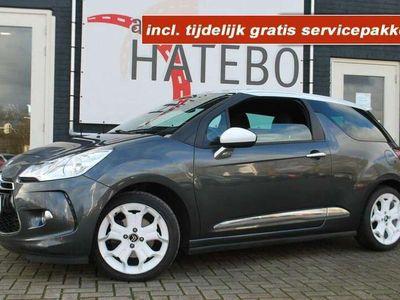 tweedehands Citroën DS3 1.6 THP SPORT CHIC ECC PDC CC