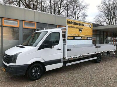 tweedehands VW Crafter 35 2.0 TDI Euro 5 L5 Extra Lang Maxi XXL Pick-Up O