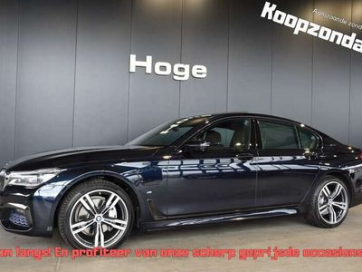 tweedehands BMW 740 740 e iPerformance High Executive M-Sportpakket Nap