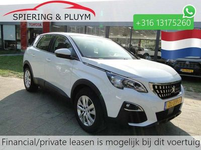 tweedehands Peugeot 3008 1.2 PureTech Blue Lease Executive