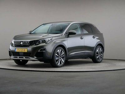 tweedehands Peugeot 3008 Blue Lease Premium 1.2 PureTech 130, Navigatie