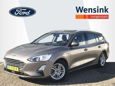 tweedehands Ford Focus Wagon 1.0 EcoBoost 100pk Trend Edition Business | Navigatie | Airco | Cruise Control | Parkeersensoren voor en achter |