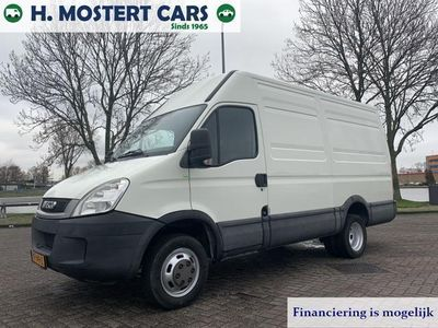 tweedehands Iveco Daily 35 C 13V 330 H2 * AIRCO * DUBBEL-LUCHT * MEENEEM P