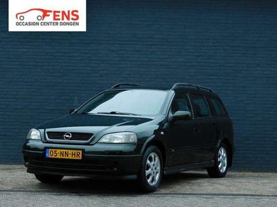 tweedehands Opel Astra Wagon 1.6 Njoy AIRCO! RIJDT SUPER! APK t/m 25-07-2