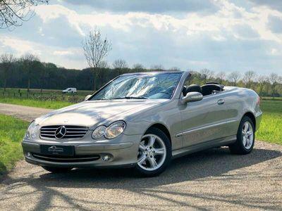 tweedehands Mercedes CLK240 Cabriolet Avantgarde YOUNGTIMER / TOPSTAAT