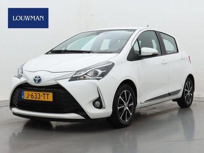 tweedehands Toyota Yaris 1.5 74pk Hybrid Design Sport Automaat | Clima | Elektrische spiegels | USB | Bluetooth |