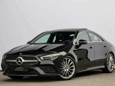 tweedehands Mercedes CLA250 4MATIC Premium AMG 225pk Panorama Sfeerverlichting