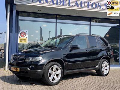 tweedehands BMW X5 3.0d High Executive NL-Auto NAP Leer Navi Parksens Dealeronderhouden!