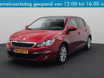 tweedehands Peugeot 308 1.2 PURETECH 130 ALLURE NAVI / PDC / PANO
