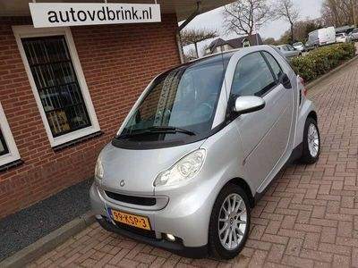 tweedehands Smart ForTwo Coupé 1.0 Pulse,AIRCO,FLIPPERS