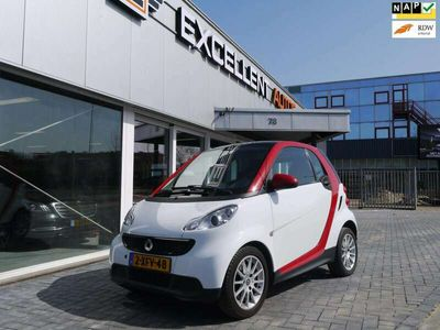tweedehands Smart ForTwo Coupé 1.0 mhd Pure - Automaat - Airco