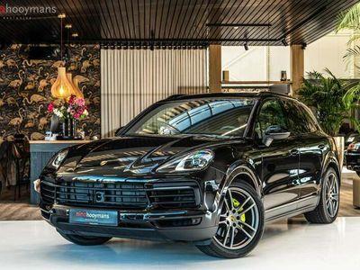 tweedehands Porsche Cayenne E-Hybrid | Sport-Chrono | Panorama | BOSE | PASM |