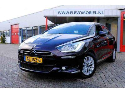 tweedehands Citroën DS5 1.6 BlueHDi Business Executive Pano|Xenon|Leder|Na