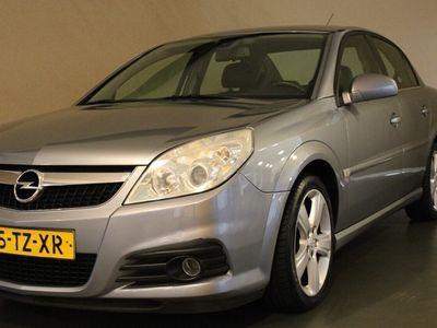 tweedehands Opel Vectra 1,8 Executive [ navigatie lederen bekleding