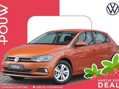 tweedehands VW Polo 1.0 TSI 95pk Comfortline + App Connect Navigatie + Airco