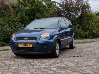 tweedehands Ford Fusion 1.6-16V Futura automaat, opendak, privicy class
