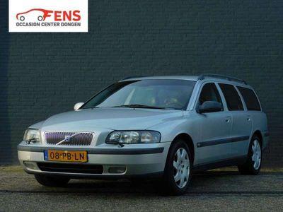 tweedehands Volvo V70 2.4 D5 Edition II BIJTELLINGSVRIENDELIJK! STOELVER