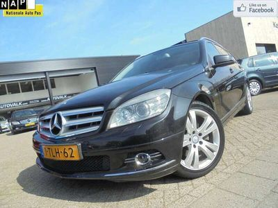 tweedehands Mercedes C220 Estate CDI Business Class Climate. Cruise. Elek. P