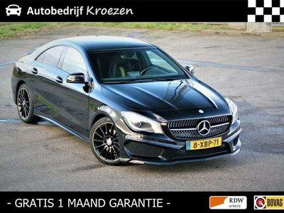tweedehands Mercedes CLA200 Edition 1 ///AMG Pakket *Org NL Auto * H&K Audio *