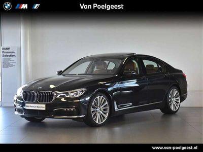 tweedehands BMW 750 7 Serie i xDrive High Executive Shadow Automaat Driving Assistant / MassageStoelen / Adaptieve LED koplampen