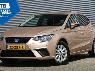 tweedehands Seat Ibiza 1.0 TSI Style Business Intense, Navi, PDC, LMV