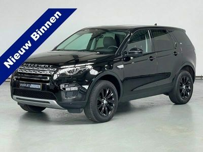 tweedehands Land Rover Discovery Sport 2.0 TD4 AUT / SE Dynamic Navi /Camera / Trekhaak