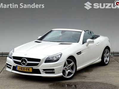 tweedehands Mercedes SLK200 AMG Line