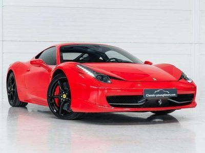 tweedehands Ferrari 458 4.5 V8 Italia