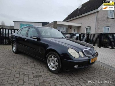 tweedehands Mercedes E220 CDI Classic