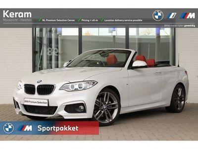 tweedehands BMW 220 220 Cabrio i