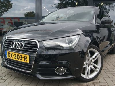 tweedehands Audi A1 1.4 TFSI Ambition Pro Line + S-Line VELGEN + XENON + LEDER PAKKET