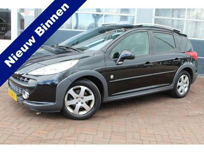 tweedehands Peugeot 207 Outdoor SW 1.6 VTi Sublime Panodak,Pdc,Cruise,16In