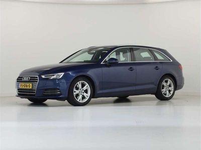 tweedehands Audi A4 2.0 TDI 150 PK S-tronic Avant Lease Edition (BNS)