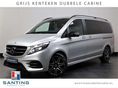 tweedehands Mercedes V250 250d DC 4-MATIC Lang Exclusive Edition AMG ! Dubbe