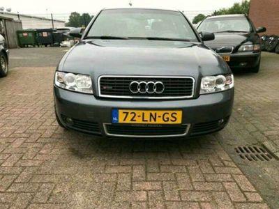 tweedehands Audi A4 2.4 Exclusive MT BAK DEFFECT