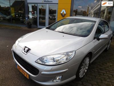 tweedehands Peugeot 407 2.7 V6 HDiF Féline airco