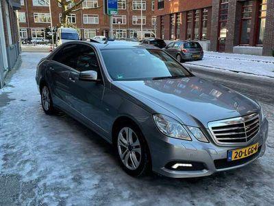tweedehands Mercedes E350 CDI DPF BlueEFFICIENCY 7G-TRONIC Avantgarde