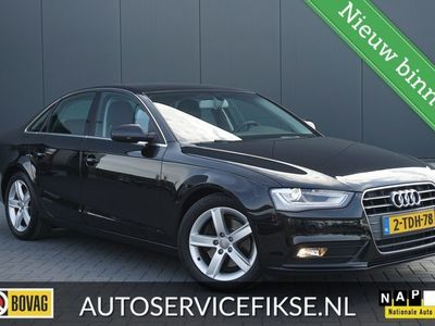 tweedehands Audi A4 1.8 TFSIe EDITION XENON NAVI 17 INCH 78.689 KM NAP
