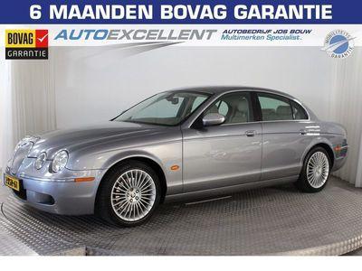 tweedehands Jaguar S-Type 2.7D V6 Executive Navi, Climate, Leder, Vol ! Zeer Netjes !!!