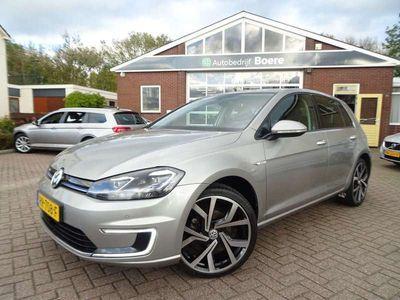 tweedehands VW Golf e-Golf e-Golf + Warmtepomp Ex .BTW, Subsidie, NL.