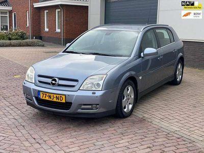 tweedehands Opel Signum 2.2-16V Elegance/AUT/NAVI/AIRCO/PDC